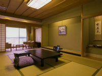 Deluxe Japanese-style room in Kirara-kan